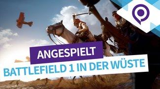 Battlefield 1 angespielt: So spielen sich die Pferde im neuen Shooter – jetzt mit Gameplay-Video