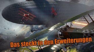 Battlefield 1: Das erwartet euch mit dem 50 Euro-Season Pass