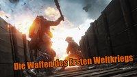 Battlefield 1: Neue Videoserie zeigt Gameplay und die Waffen des Spiels