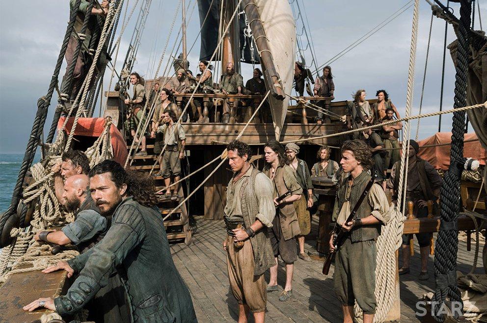 Black Sails Besetzung