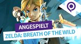 The Legend of Zelda - Breath of the Wild angespielt: Was viele bisher noch nicht wussten (gamescom 2016)