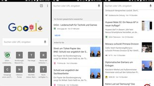 Chrome für Android: Google Now ab sofort im Browser