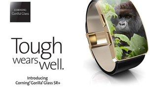 Noch widerstandsfähiger als Saphirglas: Gorilla Glass SR+ für Wearables und Smartwatches vorgestellt