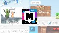 Disney Mix: Gaming-Messenger mit Moderator-Funktion