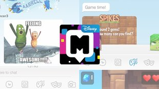 Disney Mix: Gaming-Messenger mit Moderator-Funktion