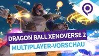 Dragon Ball Xenoverse 2: Zusammenarbeit ist das A und O