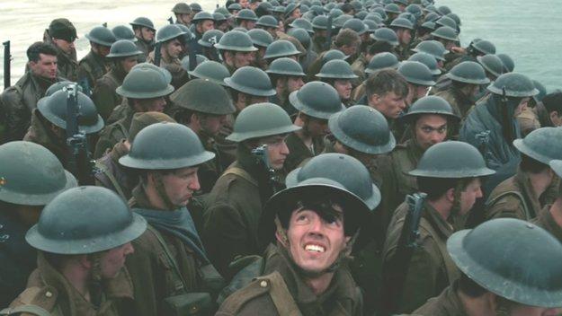Im ersten Trailer zu Christopher Nolans Dünkirchen zählt nur das Überleben!