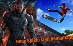 EA: Mass Effect-Remaster nicht...