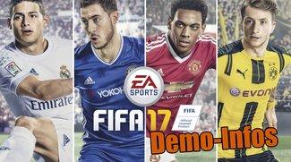 FIFA 17: Demo-Termin bestätigt – mögliche Inhalte