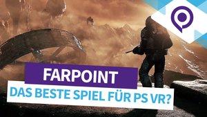 Ist Farpoint das bisher beste VR-Spiel? (gamescom 2016)