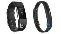 Fitbit Charge 2 und Flex 2: Neue Fitness-Tracker geleakt