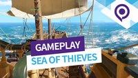 Sea of Thieves: Über 15 Minuten echtes Gameplay inklusive Seeschlacht (gamescom 2016)