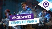 Gears of War 4 angespielt: So fett wird die Kampagne wirklich (gamescom 2016)
