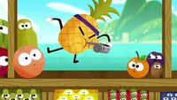 Google Doodle: Fruit Games 2016 zur Olympiade - Tag 14
