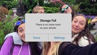 Google Fotos: Neuer Werbespot macht sich über iPhones mit 16 GB Speicher lustig