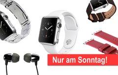 Sonntagsangebote:<b> Edelstahl-Apple-Watch ab 479 Euro, Armbänder und mehr</b></b>