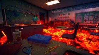 Hot Lava: Dieses Game macht aus einem Kinderspiel Ernst