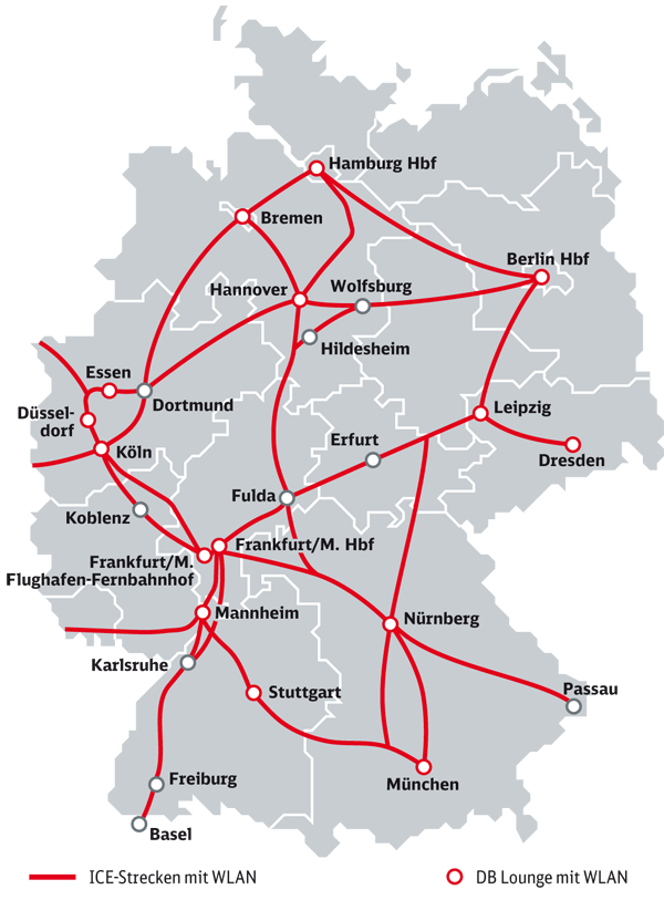 wlan karte deutschland Kostenloses WLAN finden & erkennen – so geht's