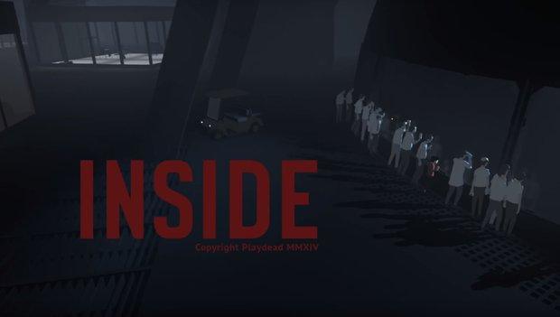 Inside: Kommt noch in diesem Monat für die PlayStation 4