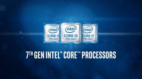 """Intel """"Kaby Lake"""": Core-i-Prozessoren der 7. Generation für Notebooks und Tablets vorgestellt"""