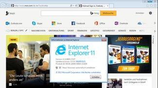 Internet Explorer 11 64-Bit