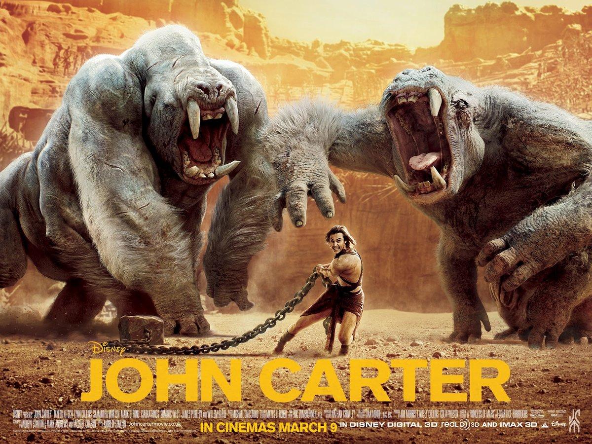 John Carter Vom Mars