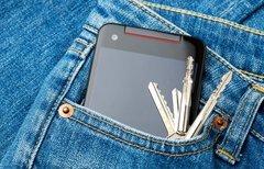 Kratzer entfernen bei Handy,...