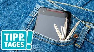 Display-Kratzer entfernen bei Handy, Touchscreen und Smartphone – so geht's