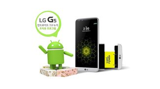 LG G5: Beta-Programm für Android 7.0 Nougat gestartet