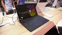 Lenovo Miix 510: Günstiges 2-in-1-Tablet im Hands-On-Video