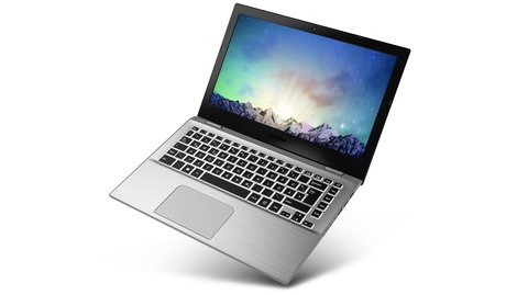 Medion Akoya S3409: Günstiges Premium-Notebook mit Top-Ausstattung ab sofort erhältlich