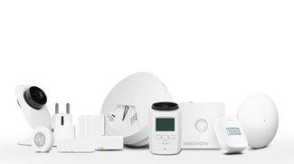 Medion bringt leistbare Smart-Home-Komplettsets auf den Markt