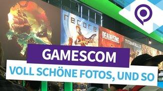 gamescom 2016 in Bildern: Wir zeigen die Messe in unseren Fotos von ihrer schönsten Seite