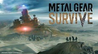 Metal Gear ohne Kojima: Koop-Action in Metal Gear Survive