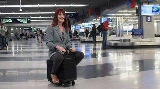 Modobag: Der Koffer, der euch zum Flughafen bringt