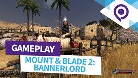 Mount & Blade 2 - Bannerlord: 3 Minut...