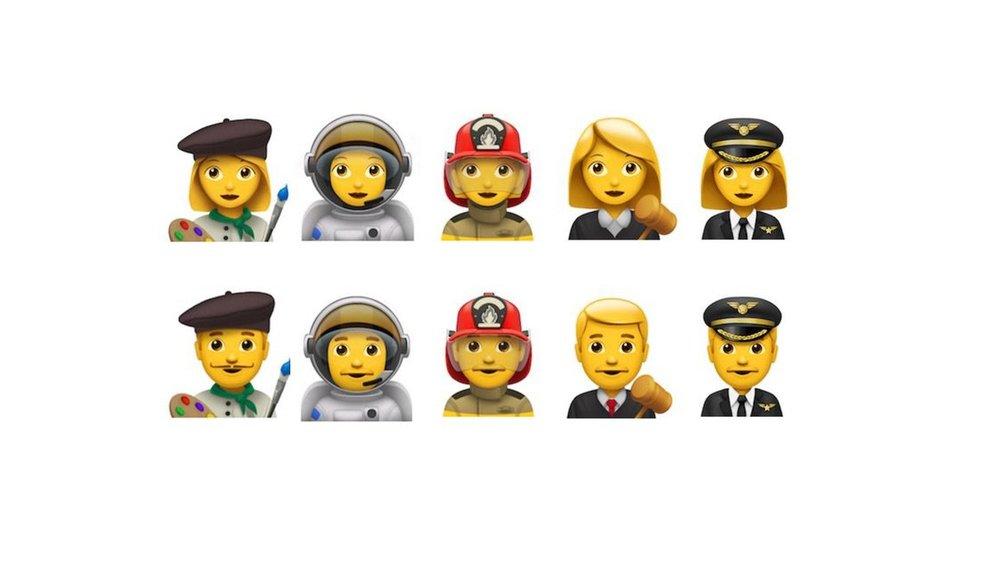 Neue Emoji Berufe Bild Emojipedia.org