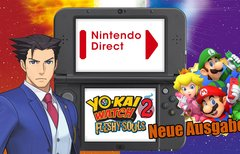Nintendo Direct: Neue...