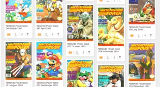 Nintendo Power: Kostenlos 145 archivierte Ausgaben des Kult-Magazins lesen (Update)