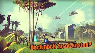 No Man's Sky: Doch nicht nur kostenlose DLC für das Weltraumspiel