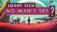 Lohnt sich No Man's Sky? Eine erste Test-Tendenz