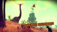No Man's Sky: Hello Games arbeitet an Fehlerbehebung und baldigem Patch