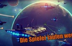 No Man's Sky: Spielerzahlen...