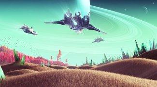Warum Spiele wie No Man's Sky zum Launch unfertig sein dürfen (Kommentar)