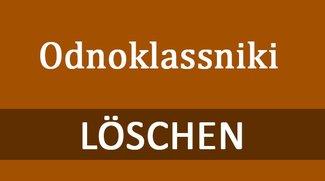 Odnoklassniki löschen: so geht's