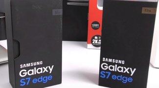 Dreiste Kopie des Samsung Galaxy S7 edge: So unterscheidet man Original und Fälschung