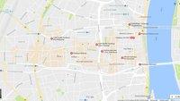 Google Maps: Entfernung messen – so geht's per App und Webseite
