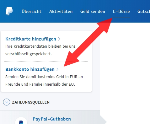 Paypal Konto Aufladen Per Handy