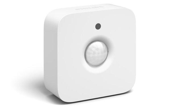 Philips Hue Bewegungssensor für das WLAN-Licht bestellbar