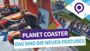 Planet Coaster: Die neuen Features